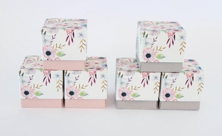 Κουτιά για Μπομπονιέρες
